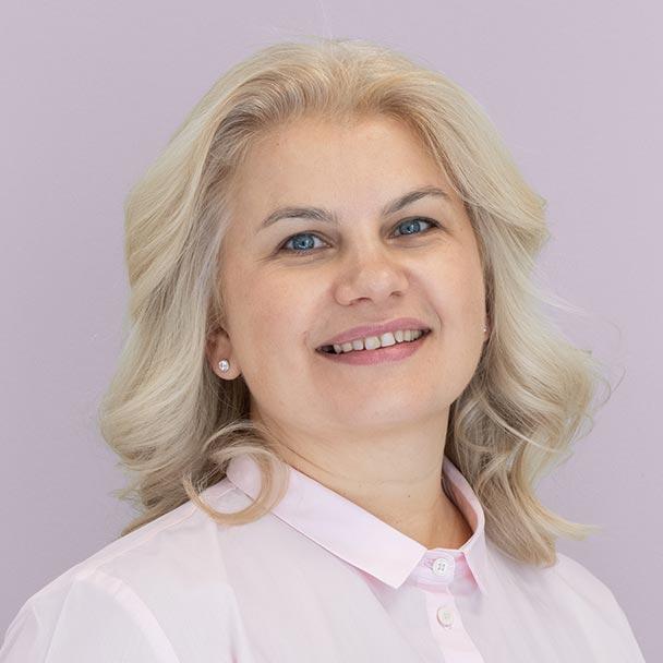 Dr. Natalja Unrau Frauenärztin für Gynäkologie und Geburtshilfe FMH